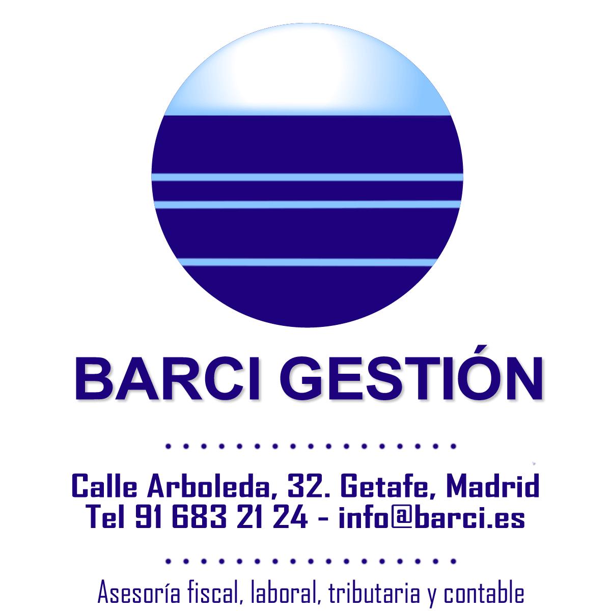 Mapa del sitio BARCI Asesores